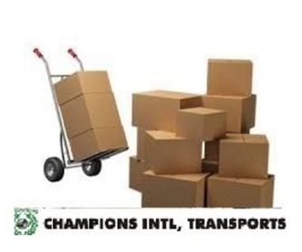 Mudanza local: Servicios de Champions International Transports & Moving