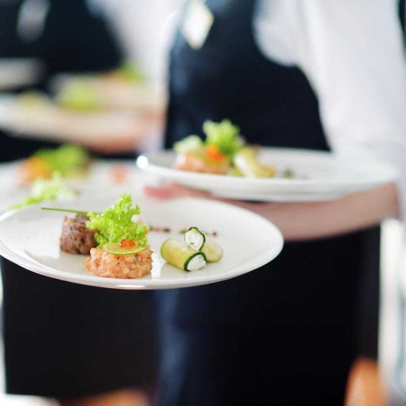 Menú 7 para empresas: Menús para Bodas y Empresas de Restaurante Untzigain - Museo el Barco