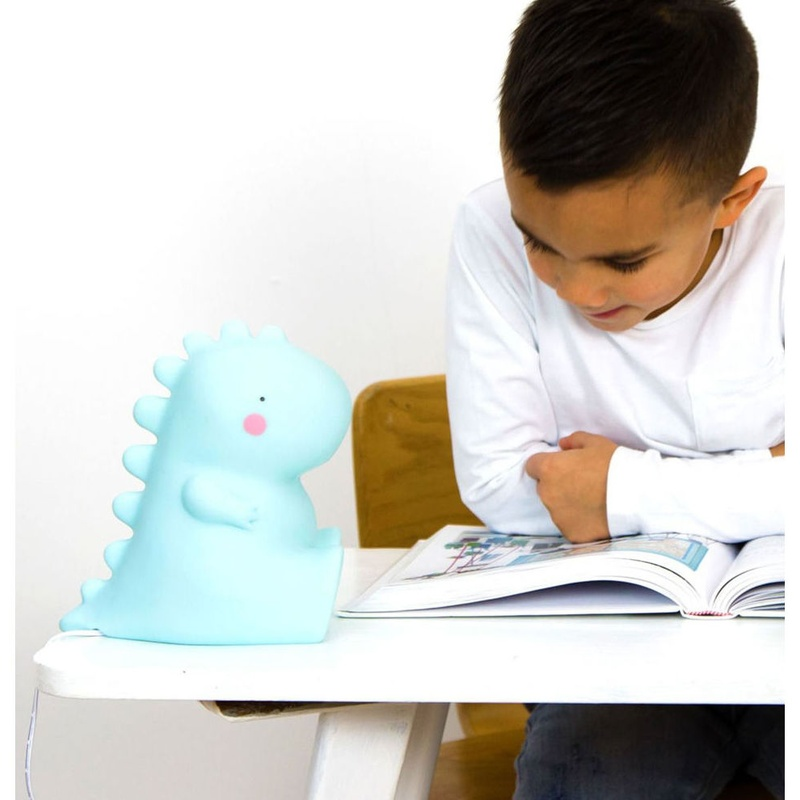 Luz de Mesa T-Rex A Little Lovely Company: Productos de Mister Baby