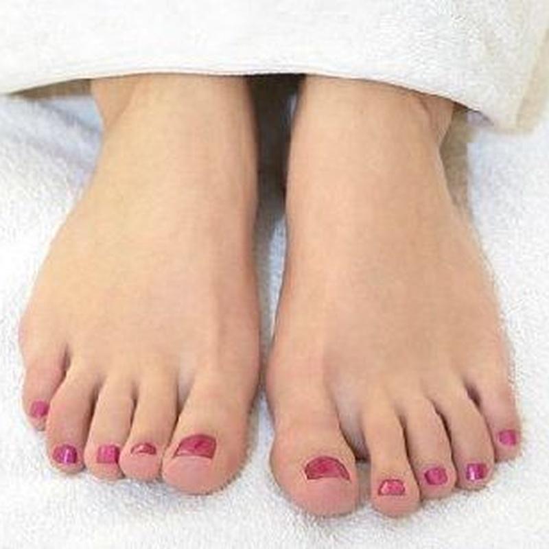 Manicura y pedicura spa