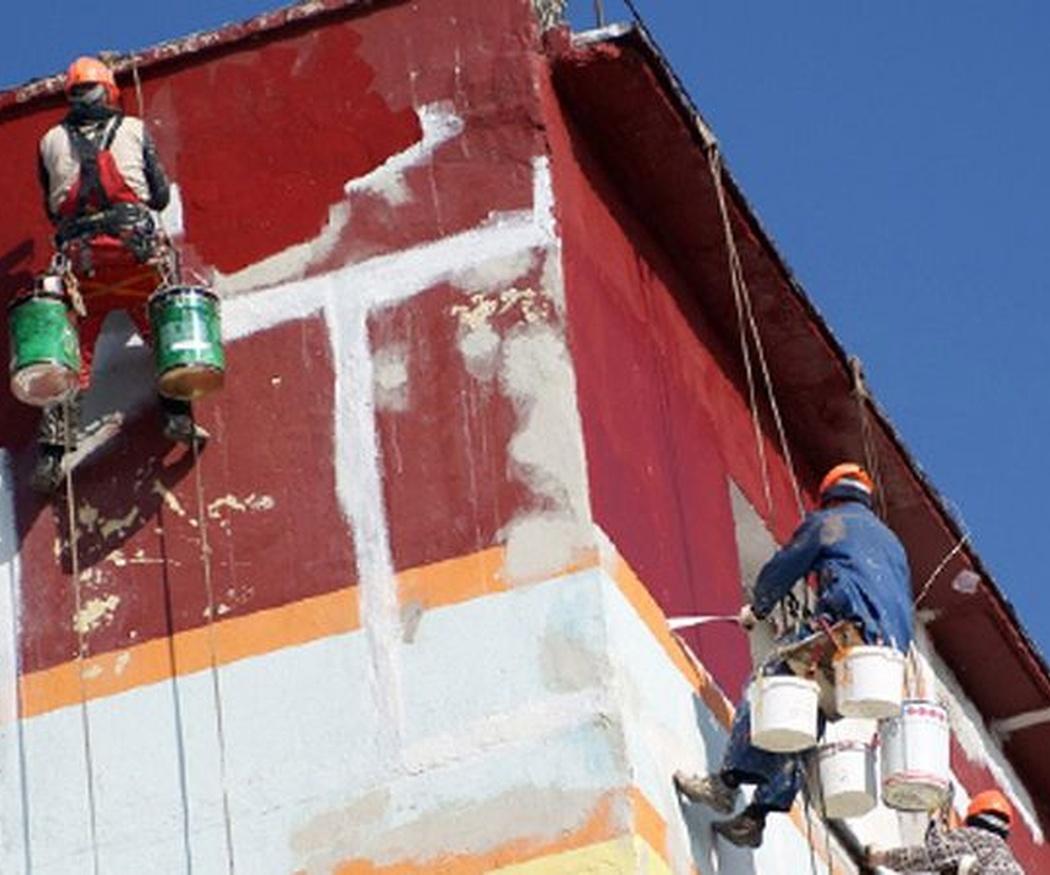 La importancia de la limpieza de fachadas