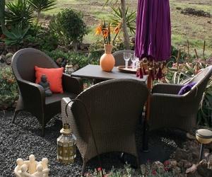 Disfruta de un rincón en tu jardín