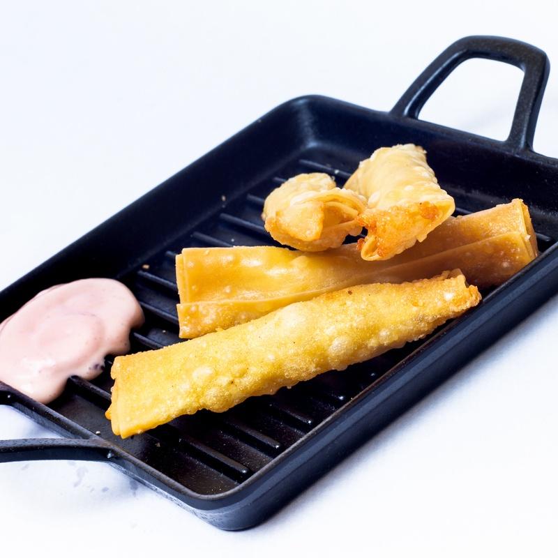 TEQUEÑOS JAMON, QUESO YO POLLO: CARTA DE PRODUCTOS de Chicken Grill