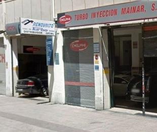 Inyección diésel en Zaragoza