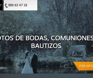 Fotógrafo de bodas en León: Foto Estudio Pablo