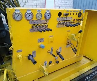 No hay pendiente ni rampa que se resista a nuestra máquina: Servicios  de Técnicas del Suelo