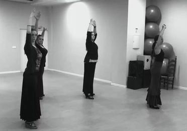 Flamenco para niños, amateur y profesional