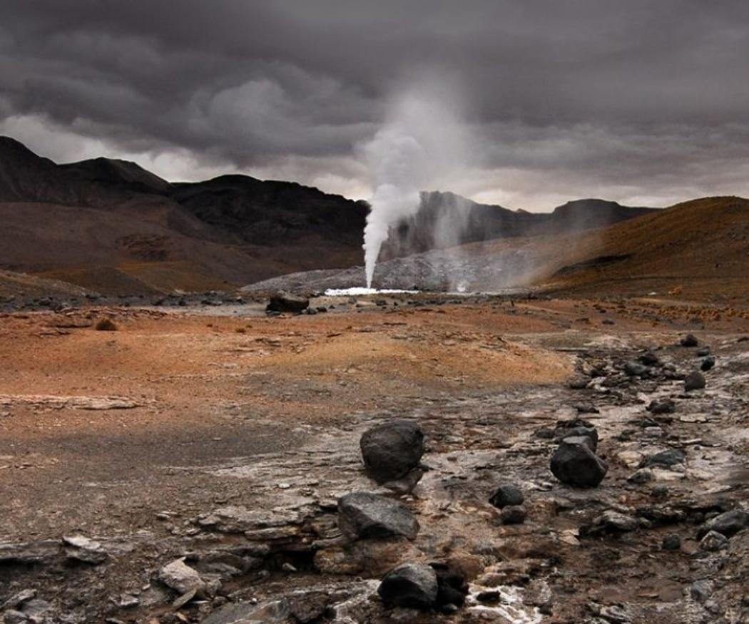 Aprovechando las energías renovables: La geotermia