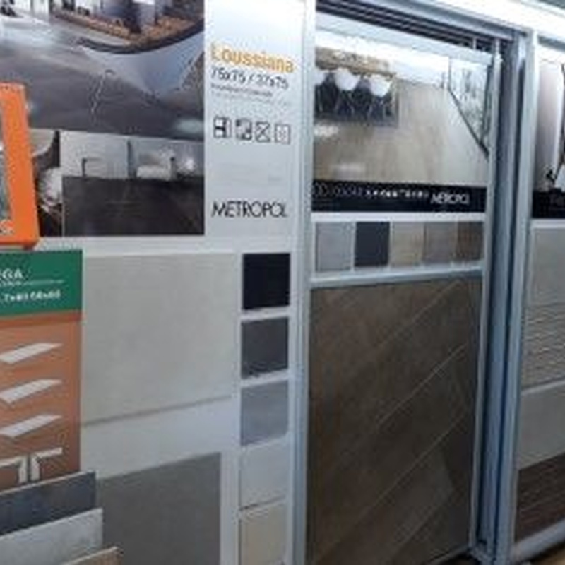 Pavimentos: Productos de Materiales de Construcción Emilio