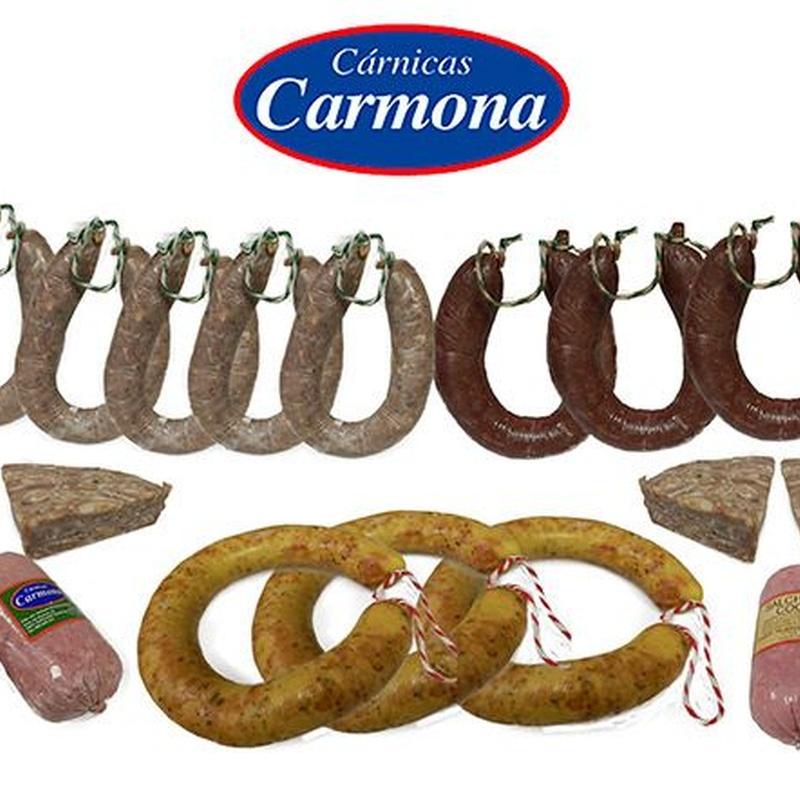 Pedidos a domicilio: Productos de Cárnicas Carmona