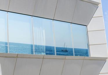 Cortinas de vidrio