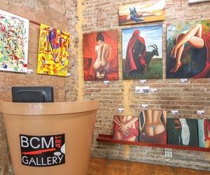 Fotos de Galerías de arte y salas de exposiciones en Barcelona | BCM Art Gallery