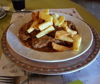 Entrecot Argentino: Nuestros productos de Restaurante Meson Del Norte