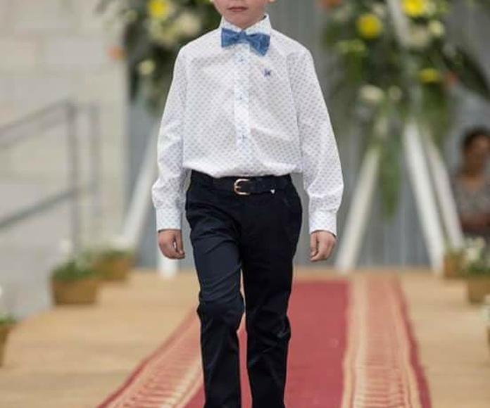 Ropa de niño: Productos de Modas y Complementos Cristi