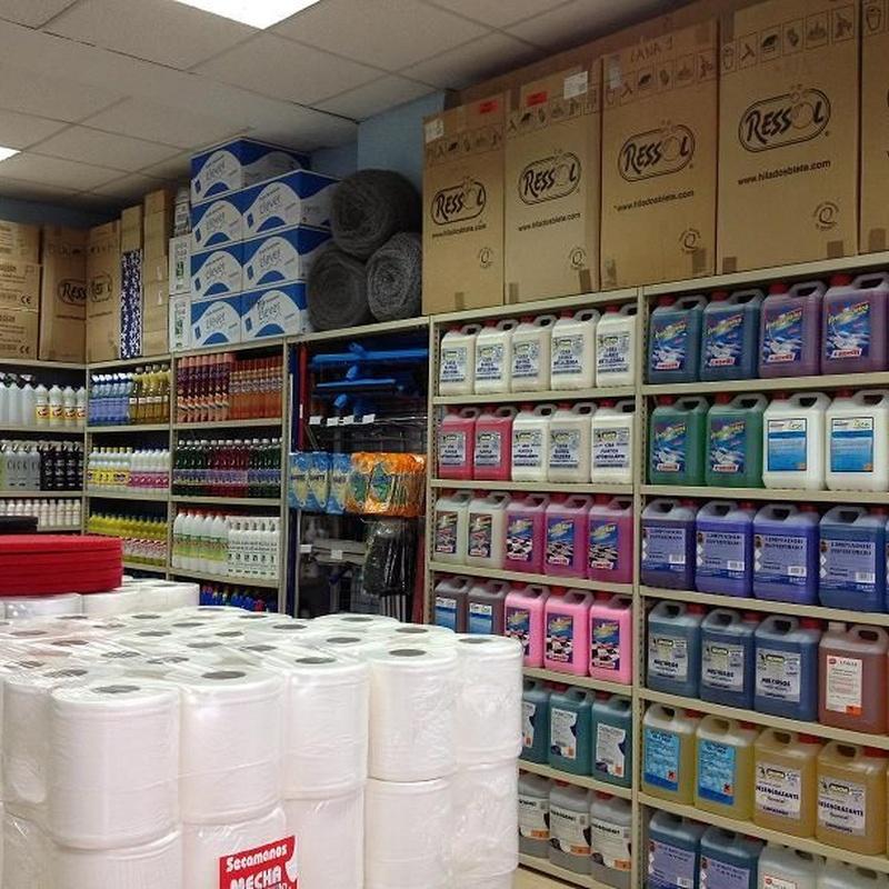 Productos de limpieza: Productos y servicios de Darolimp Limpiezas y Servicios