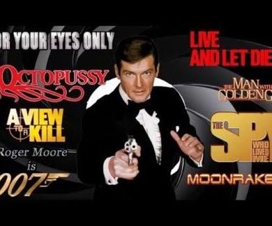 Un 007 que era un santo
