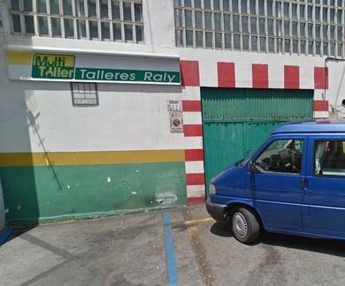 Taller mecánico Santander