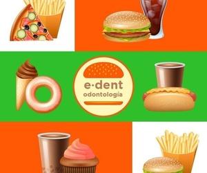 Salud dental y comida rápida