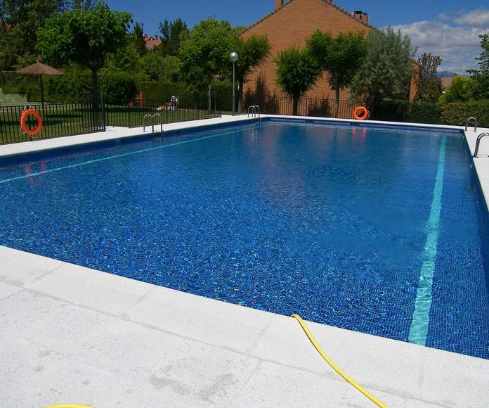 Rehabilitación, reparación y reforma de su piscina