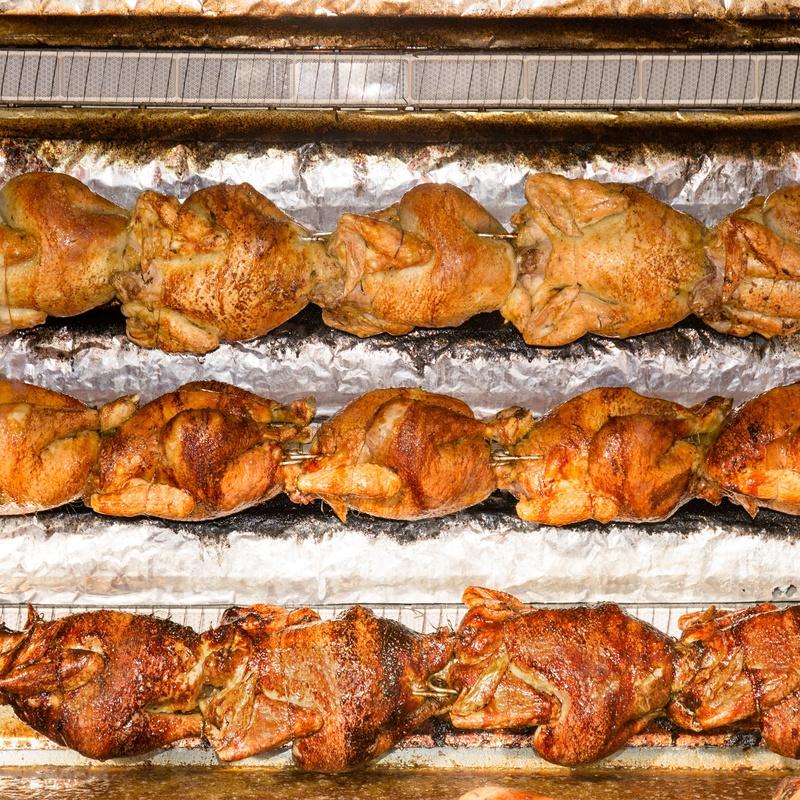 Pollos asados: Nuestros platos de Pollos Asados Richi