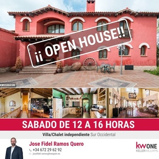 Sábado 6 de Julio de 2019, Open House.