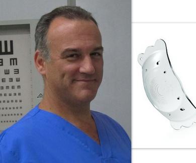 Primera cirugía de la lente IPCL en Canarias por el Dr. Jorge Alvarez Marín Julio 2.015