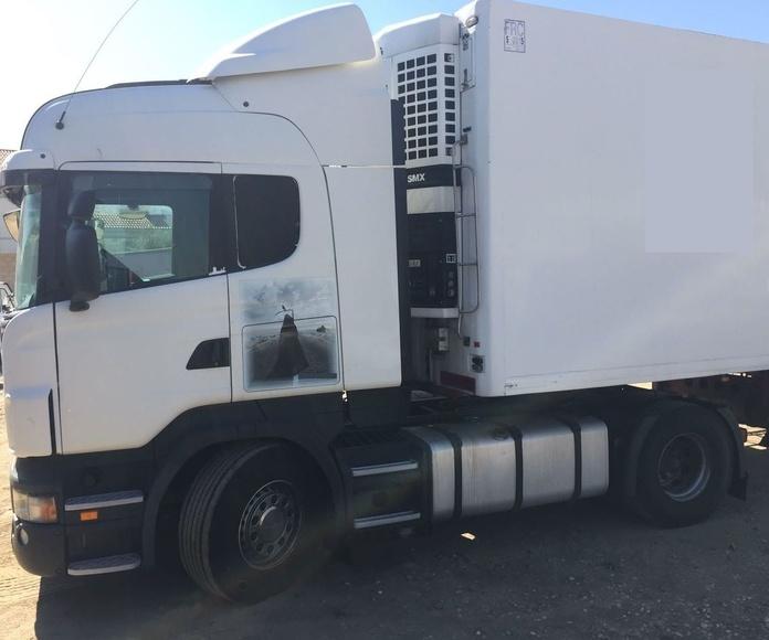 SCANIA R420 -- VENDIDO: Vehículos industriales de Emirtrucks Trading