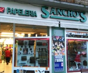 Papelería Sancho's en Pamplona