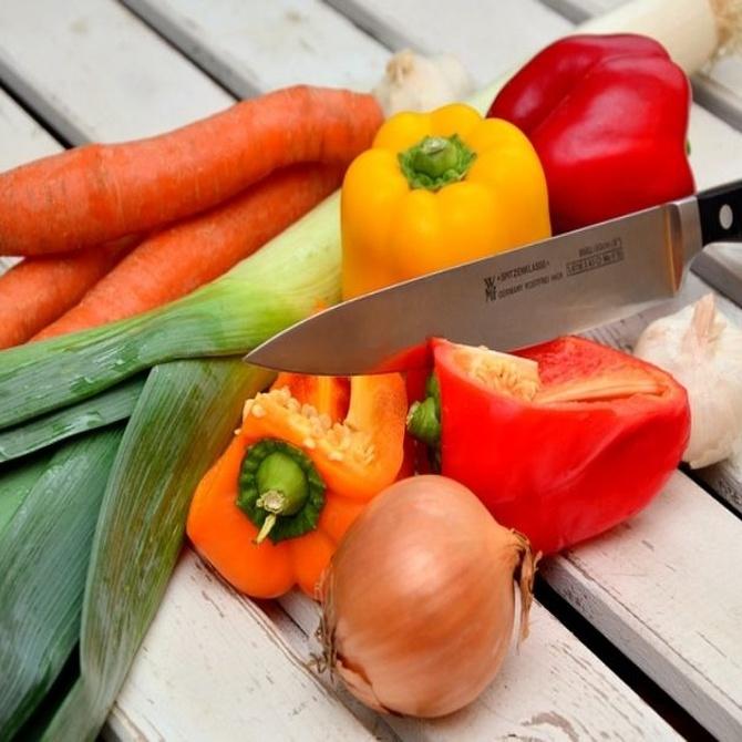 La importancia de los cuchillos en la cocina