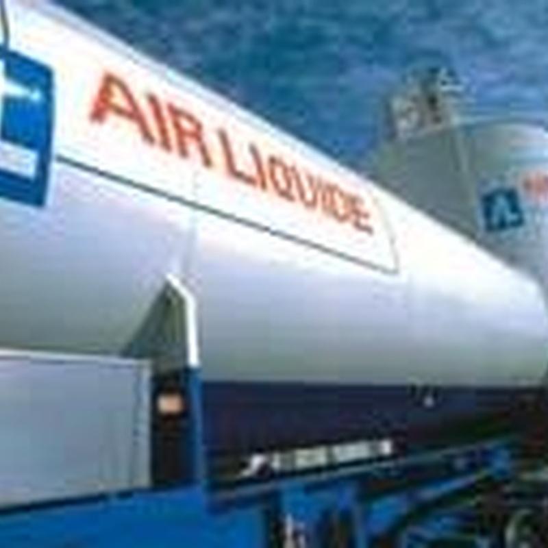 Distribuidores de gases : Servicios de Taller Agrícola Yepabely