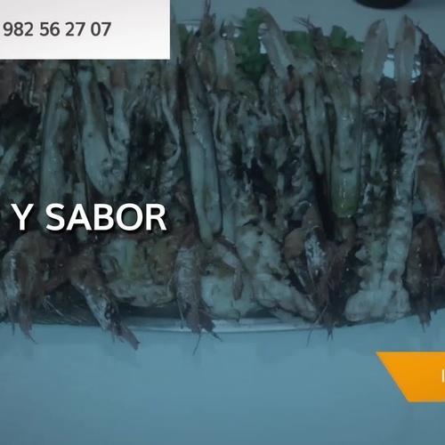 Restaurante marisquería en Viveiro | Mesón Restaurante A Ría