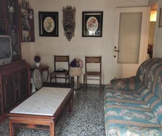 Delicias, calle Graus nº 9, 2 dormitorios, reformado, ascensor:  de Fincas Goya