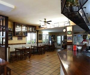 Interior del restaurante El Titi