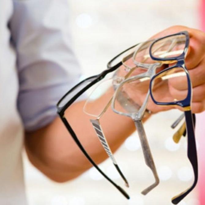Dime qué cara tienes y te diré qué gafas debes ponerte