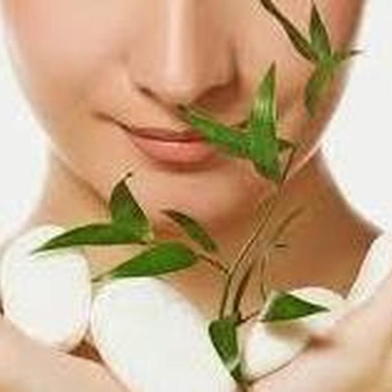 cosmética natural y BIO: Servicios y Productos de Farmacia Martínez Rementería
