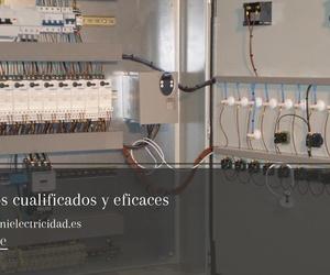 Electricistas 24 horas en Cartagena | Domani Electricidad