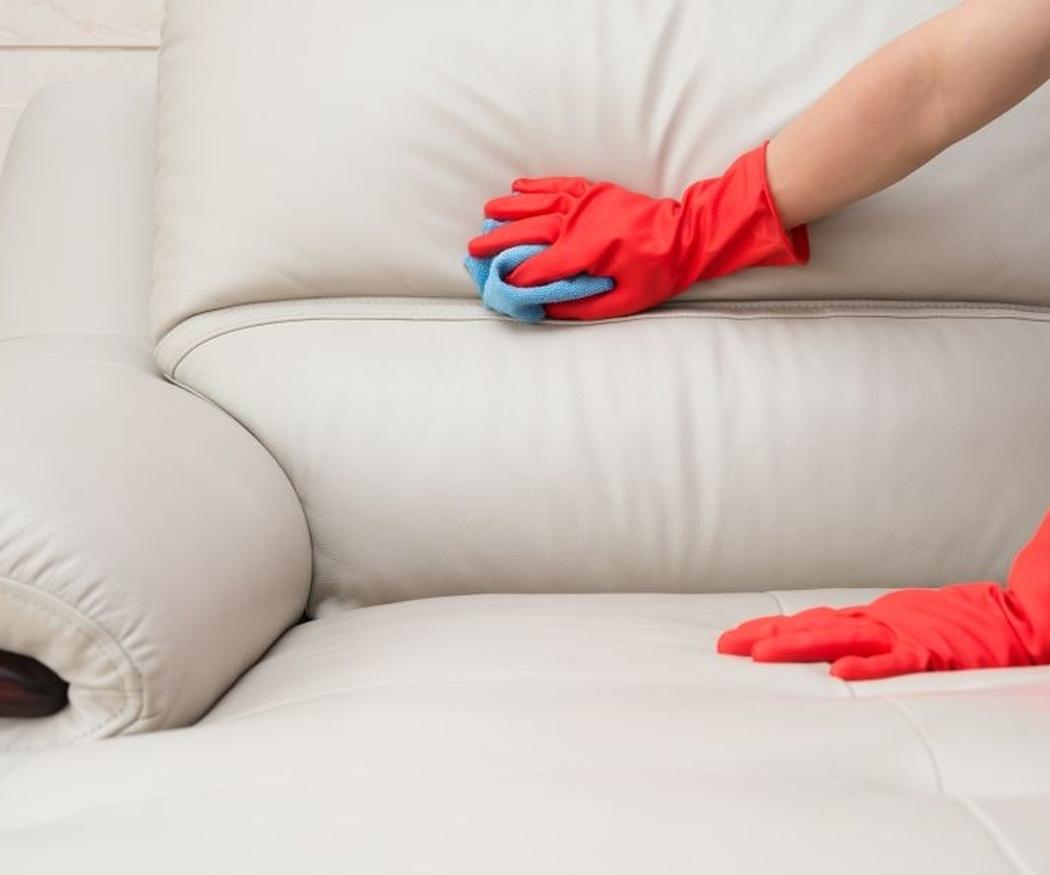La importancia de la limpieza de sofás