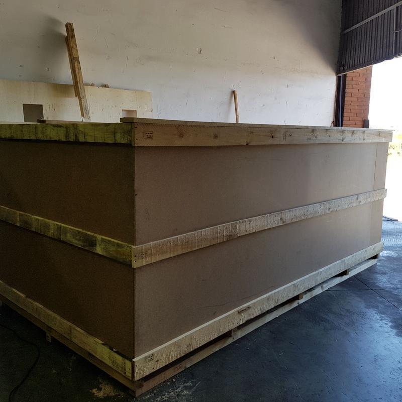 Embalajes de madera a medida: Productos y servicios de Embalajes Vera