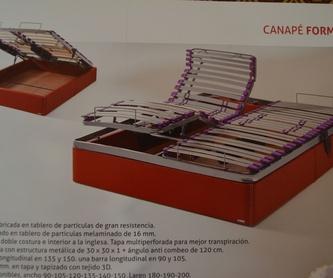 Canapés: Productos de Muebles Pico