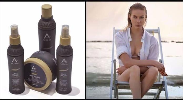 LINFA SOLAR: Tratamientos y productos  de Maralca peluqueros