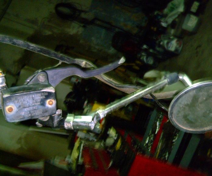 Suzuki GS 400 1980: Trabajos de Rebeca Pulidos y Cromados