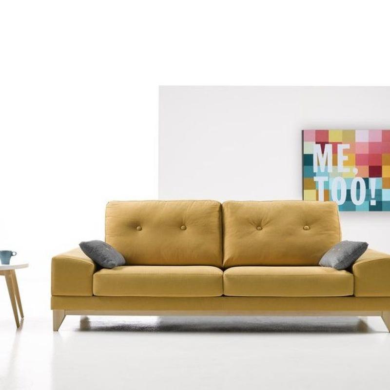 Sofás 3 y 2 Plazas: Productos de Muebles Díaz