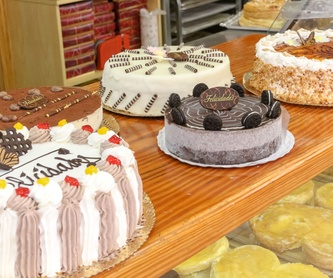 Bollería: Catálogo de Panadería y Pastelería Mariano Calleja