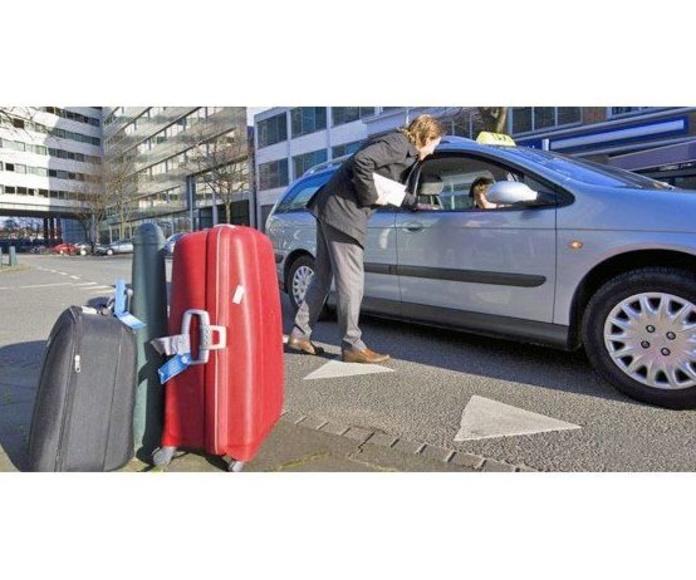 Servicios a particulares: Servicios de Taxi  en Estella
