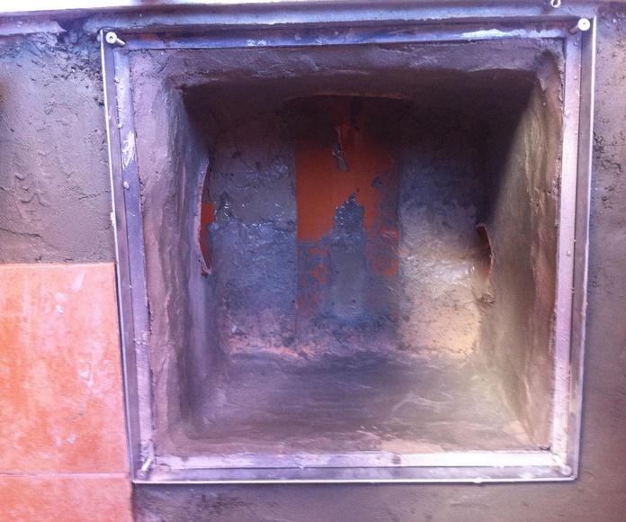 Empresa de construcción y reparación de pocería HIJON, pozos de registro