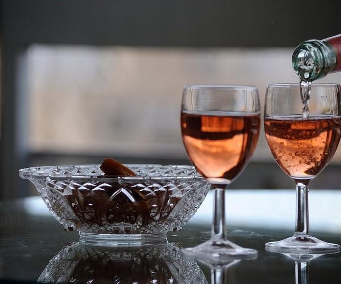 Vinos rosados: Carta y Menús de La Mary Restaurant León