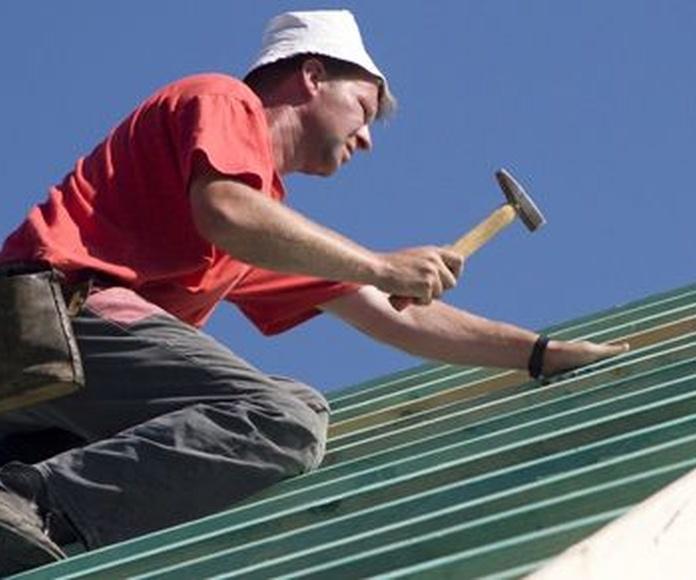 Reparación de tejados: Servicios de Jegonsa Construcciones