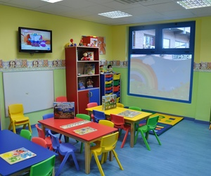 Actividades y Talleres Escuela Infantil Peque's School Barrio del Pilar