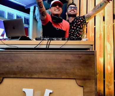 INDIE PARTY CON DANILESS DJ Y JUANCASUPERSUB DJ. 14-08-2019
