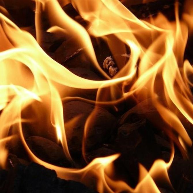 La química del fuego